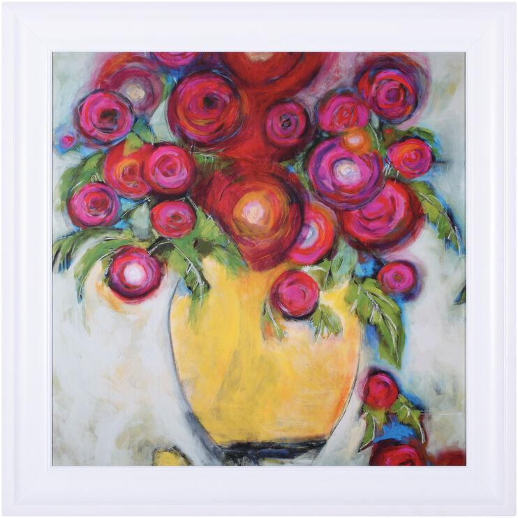 Keyas Bouquet Wall Art