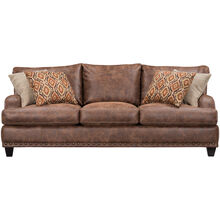 Dexter Walnut Sofa