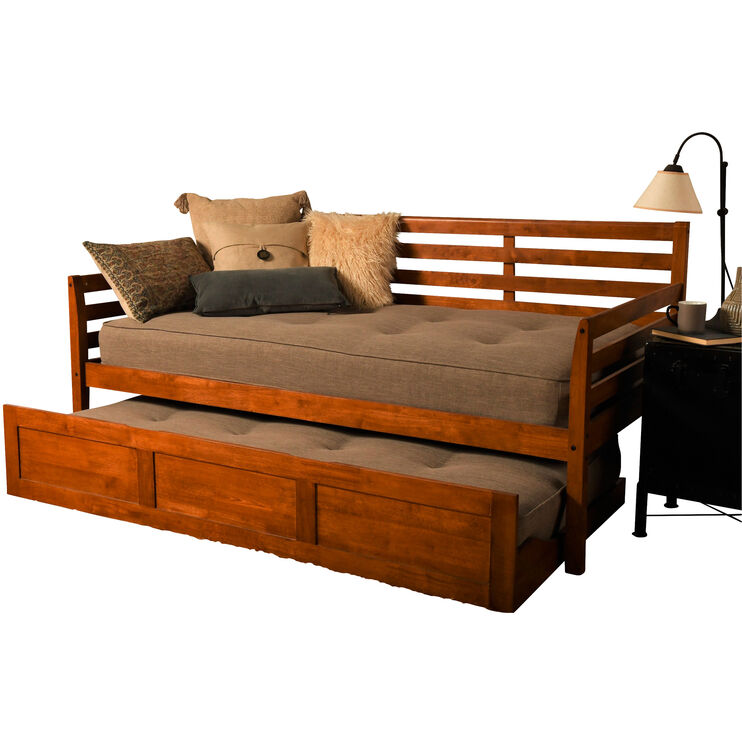 Boho Barbados Daybed with Trundle