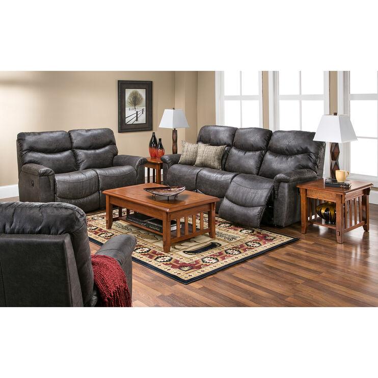James Steel Sofa