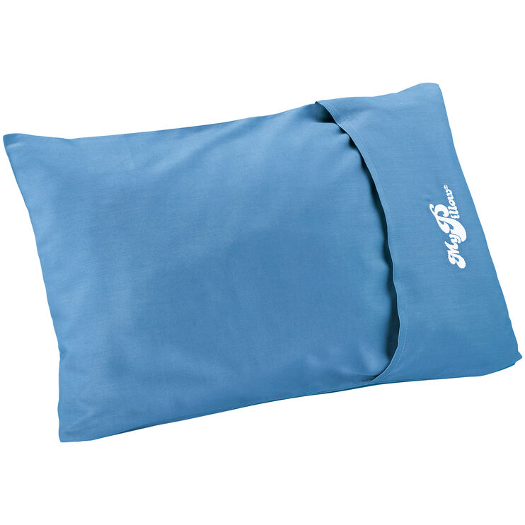 My Pillow Roll & Go Anywhere Daybreak Blue Pillow