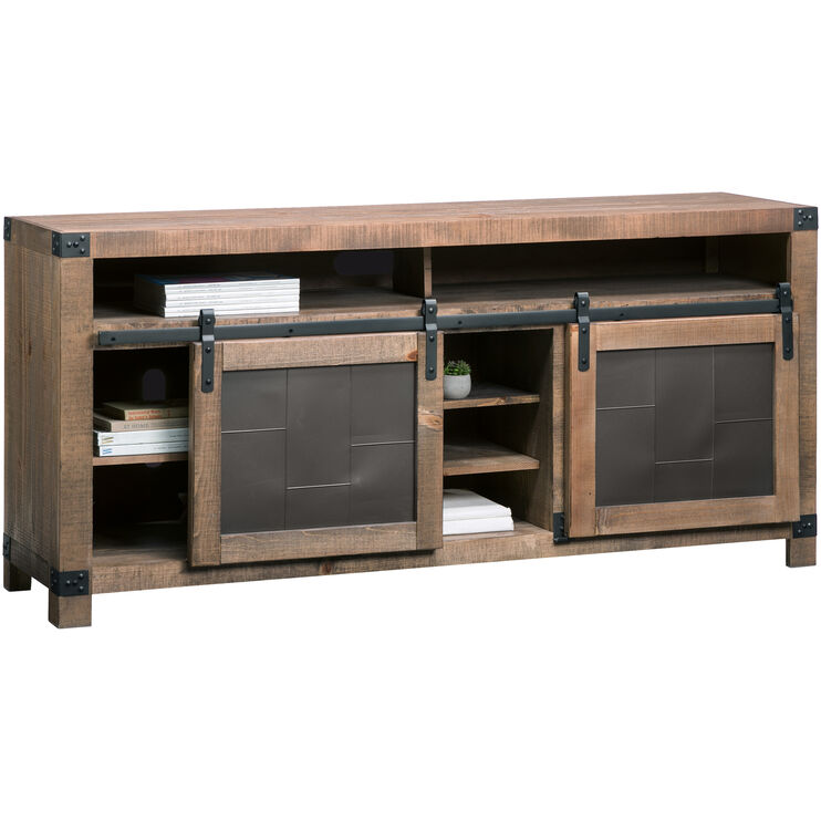 Mojo Driftwood 64 Inch Console