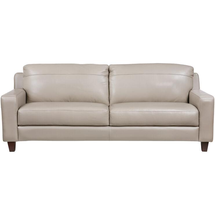 Slumberland Furniture Fender Gray Sofa