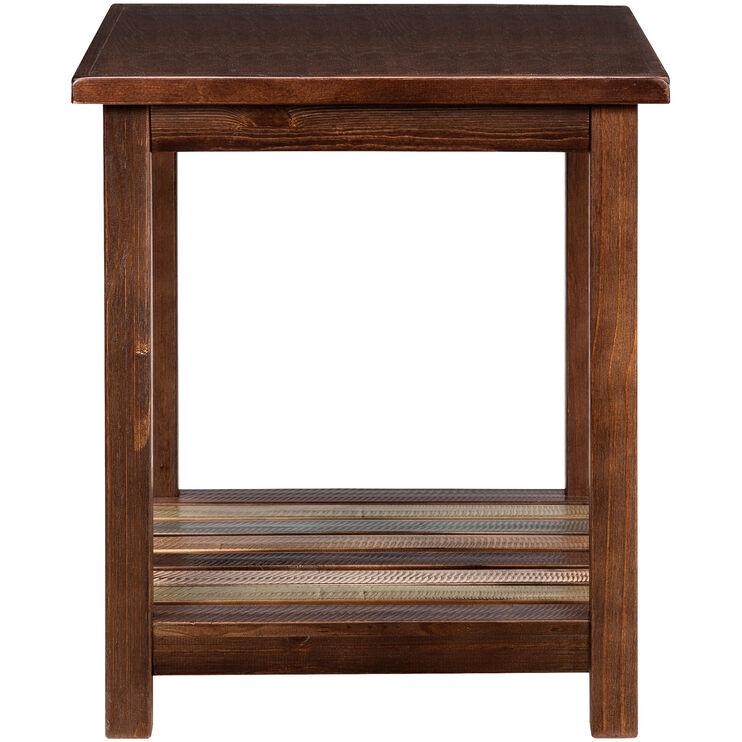 Mestler Brown End Table