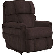 Pinnacle Lux-Lift Power Recliner with Heat and Massage