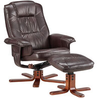 Underhill Lounger and Ottoman