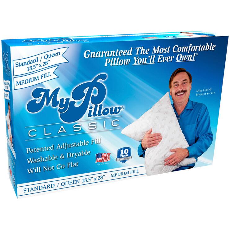 Classic Queen Medium Pillow