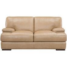 Parma Tan Loveseat