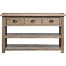 Slater Mill Pine Sofa Table