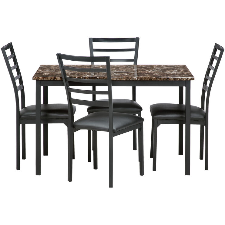Ivory Coast 5 Pc Dining Set