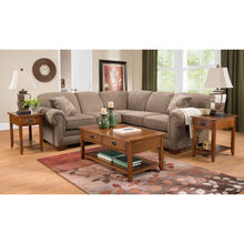 Tenor 2 Piece Small Sectional