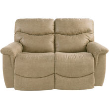 James Sand Power Loveseat