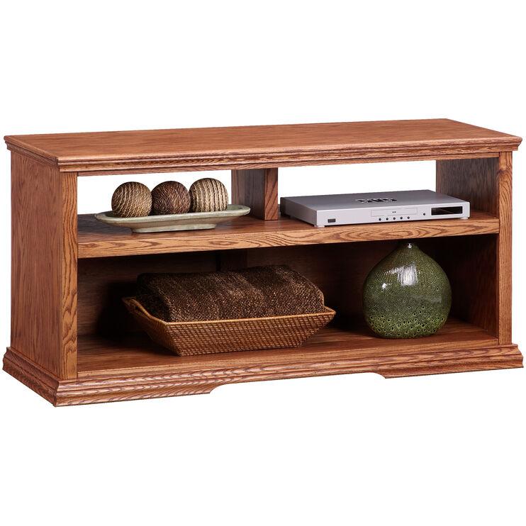 Chambers Golden Oak 50 Inch Console