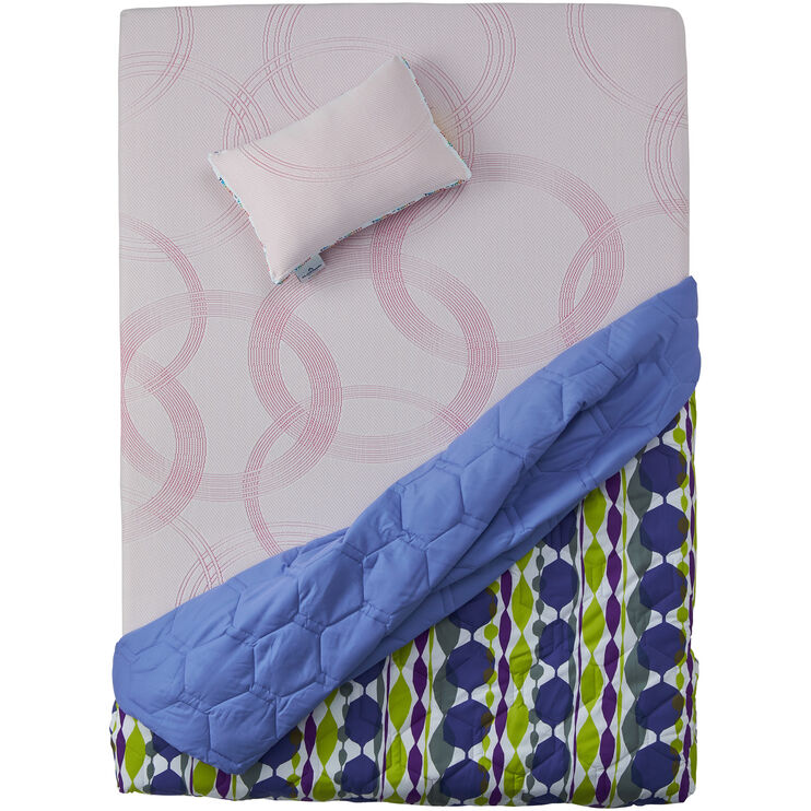 Ranger Full Pink Memory Foam Mattress