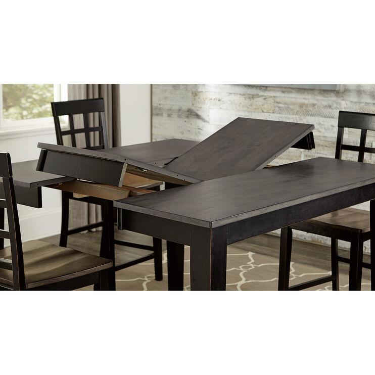 Kinston Gray Counter Table