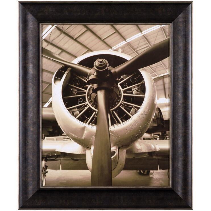 WWII Fighter Wall Art