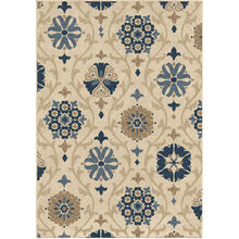 Four Seasons Chico Ivory 5 x 8 Rug
