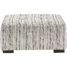 Wake Marble Cocktail Ottoman