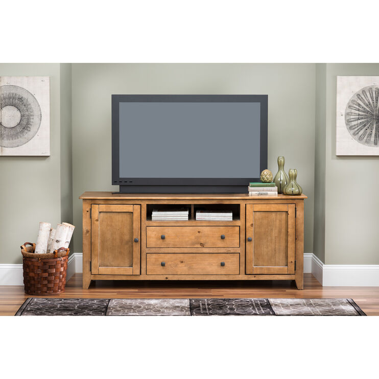Wrigley Light Pine Console