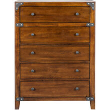 Delburne Brown Chest