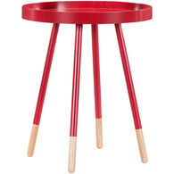 Rubi Collection Round Accent Table