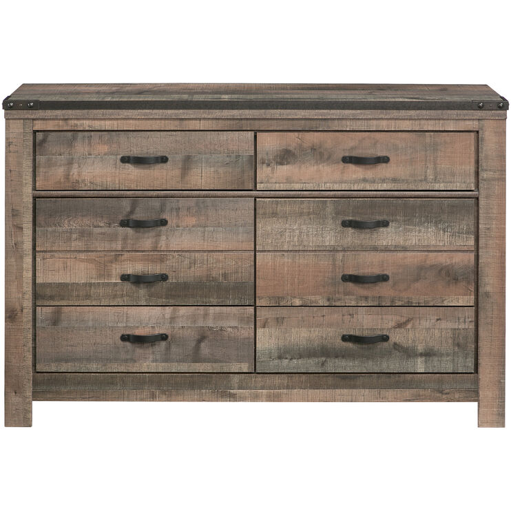 Trinell Rustic Dresser