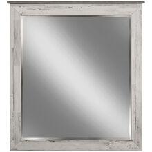 Aspen Gray Mirror