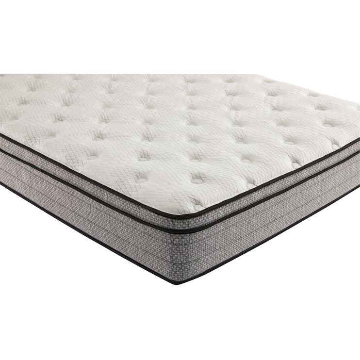 Sleep Inc 12 Inch Eurotop Twin Mattress in a Box