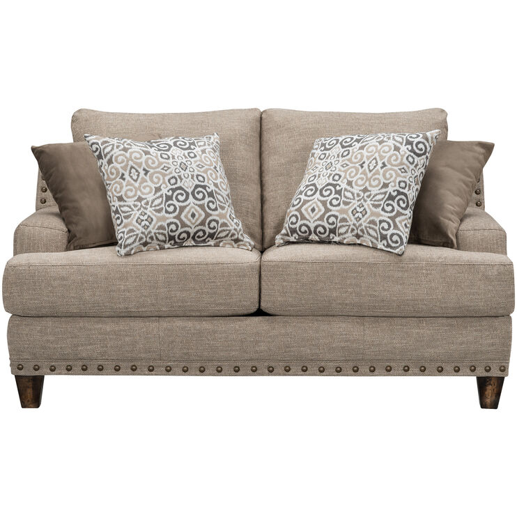 Marwood Driftwood Loveseat