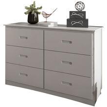 Orion Gray Dresser