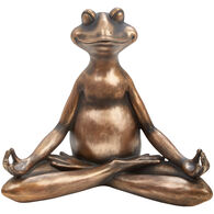 Collected Culture Yoga Frog