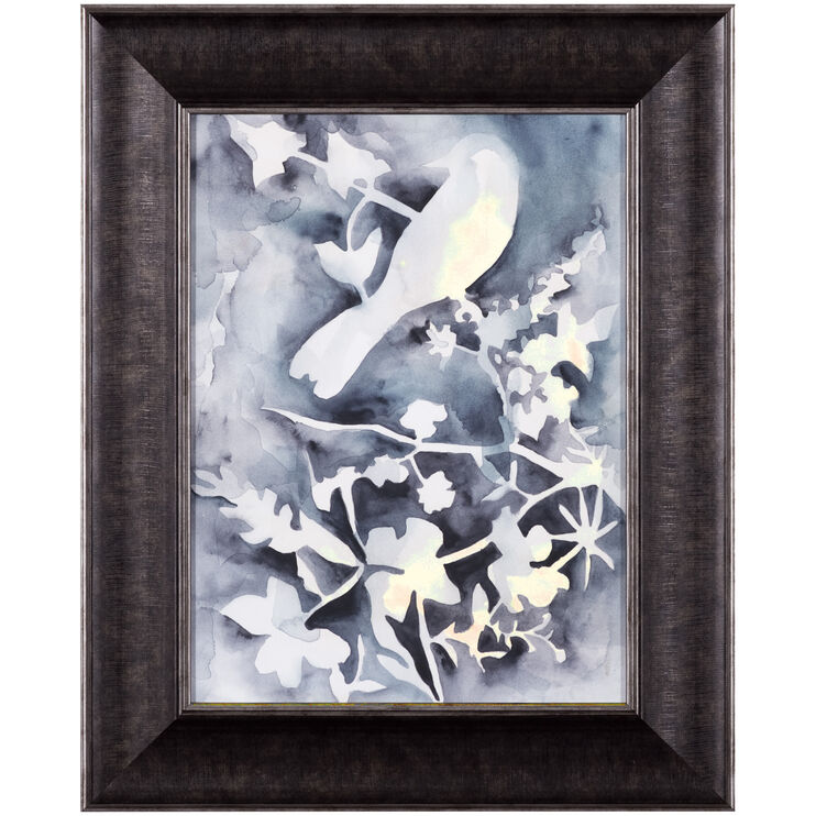 Hedgerow II Framed Art