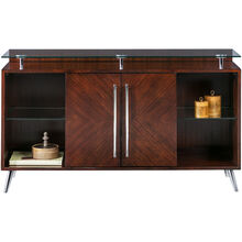 Studio City Warm Cherry Console
