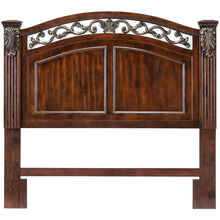 Compton Cherry Queen Headboard