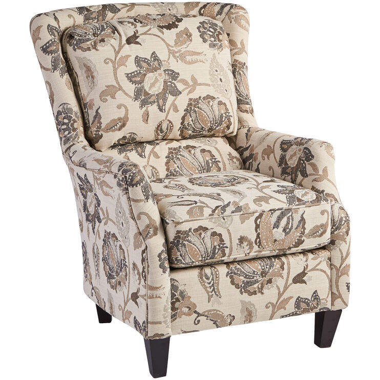 Burke Bisque Accent Chair