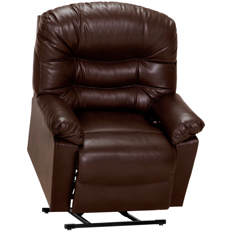 Slate Mocha Lift Chair