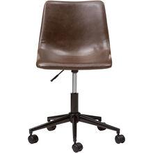 Hudson Brown Desk Chair