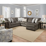 Harris 2 Piece Chaise Sectional