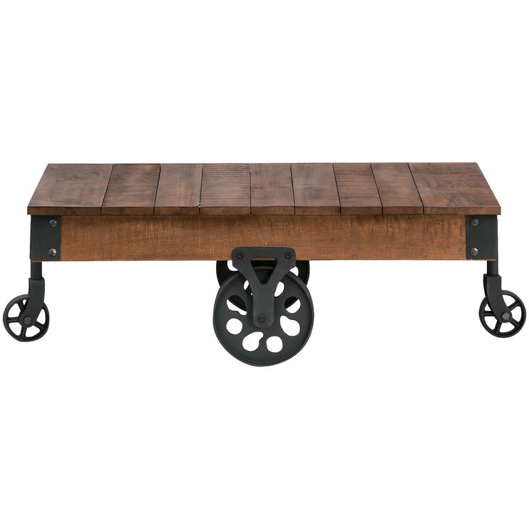 Ames Poplar Coffee Table
