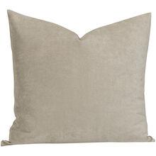 Padma Harbour Gray Euro Pillow