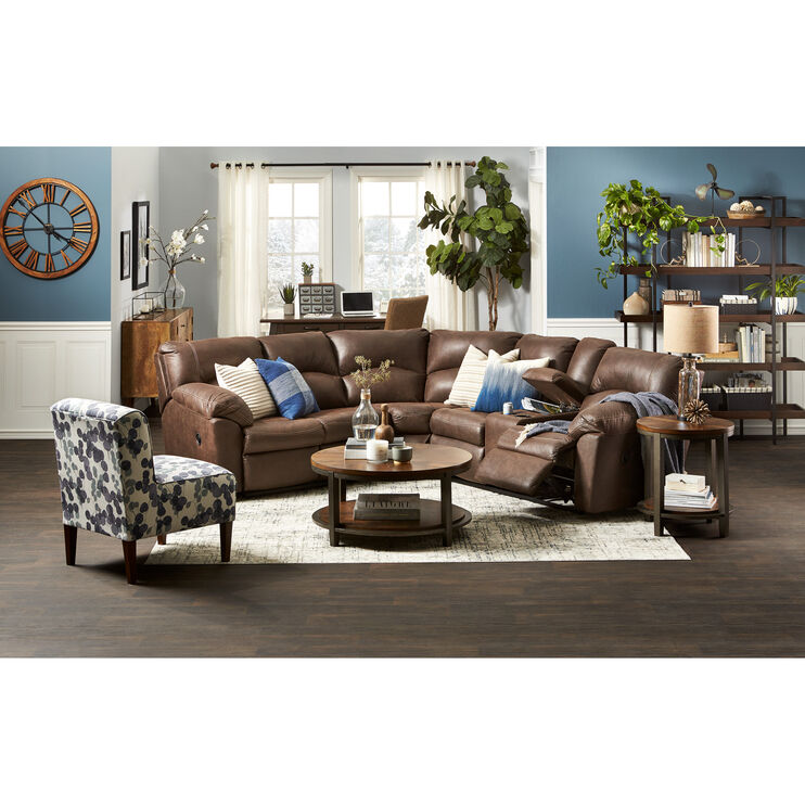 Grover Canyon 2 Piece Reclining Sectional