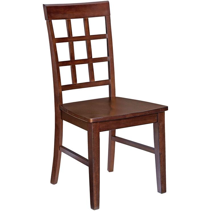 Kinston Espresso Chair