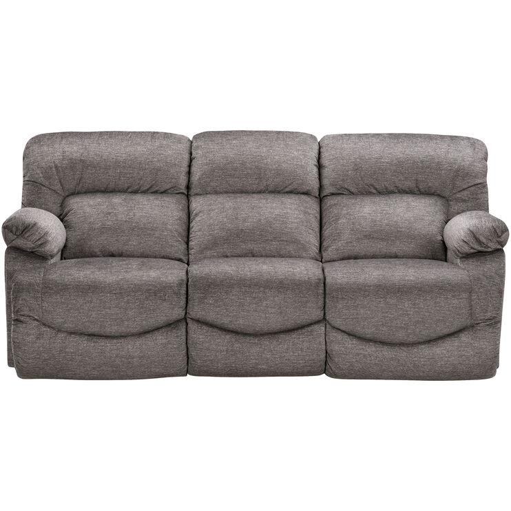 Slumberland Furniture | Asher Sable Power Reclining Sofa