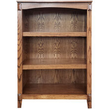 Hartford Oxford Oak 48 Inch Bookcase