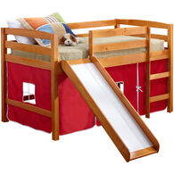 Pine Ridge Red Tent Honey Bunk Bed