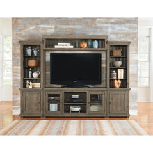 Willow Weathered Gray Wall Unit