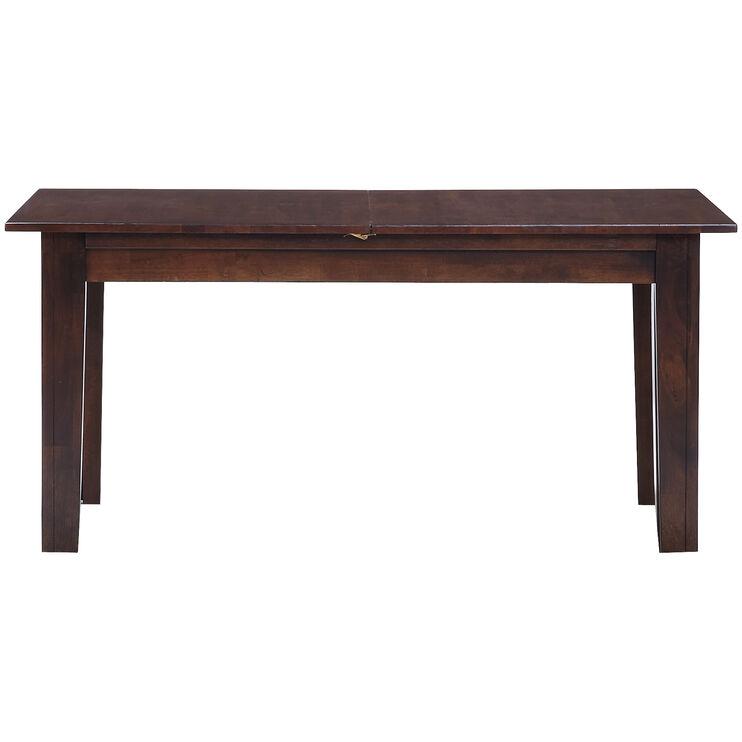 Kona 130 Inch Raisin Dining Table