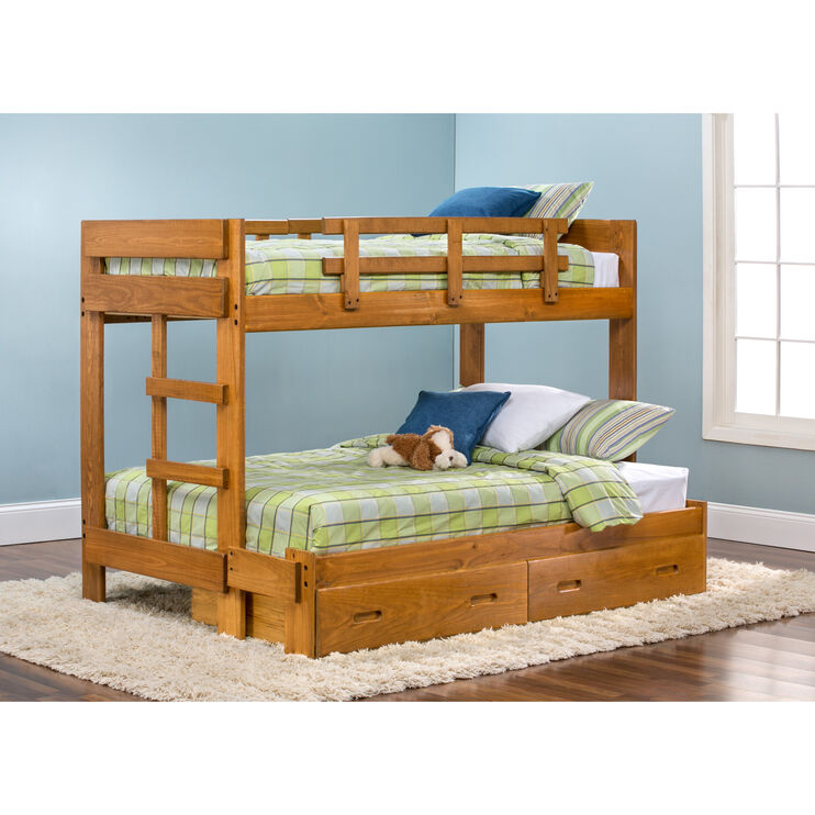 Tanglewood Honey TW/FL Bunk w/Storage