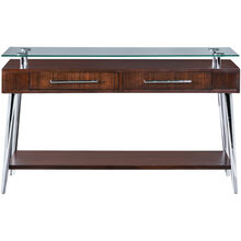 Studio City Warm Cherry Sofa Table
