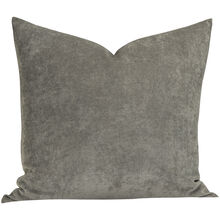 Padma Smoke Euro Pillow